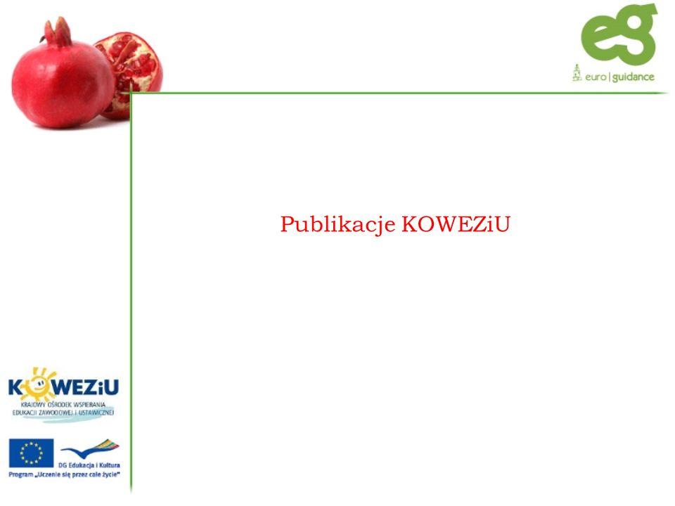 Publikacje KOWEZiU