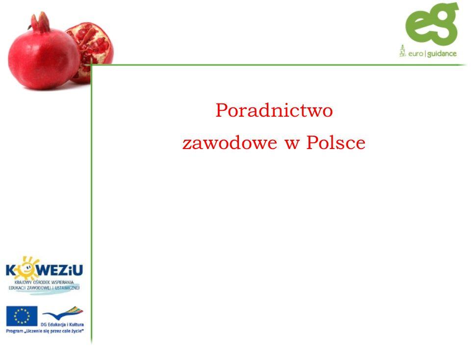 Poradnictwo zawodowe w Polsce