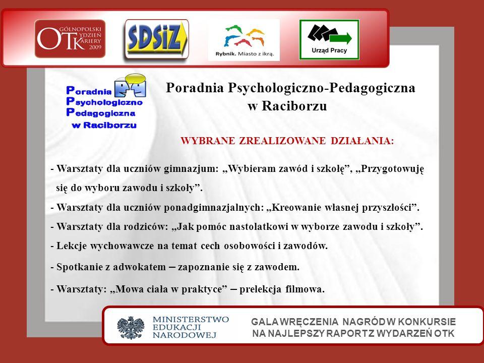 Poradnia Psychologiczno-Pedagogiczna w Raciborzu
