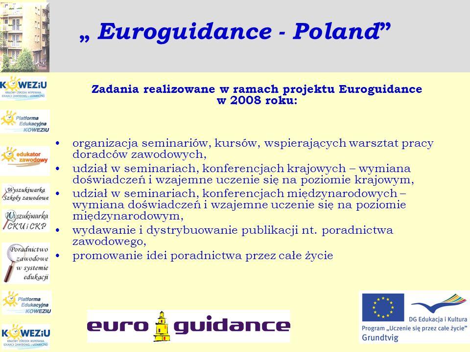 """ Euroguidance - Poland"