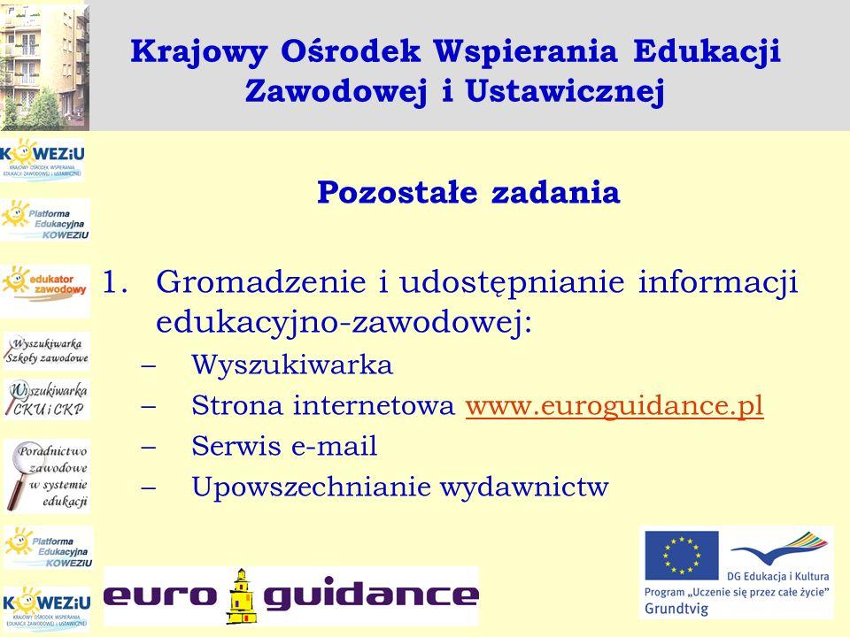 Krajowy Ośrodek Wspierania Edukacji Zawodowej i Ustawicznej