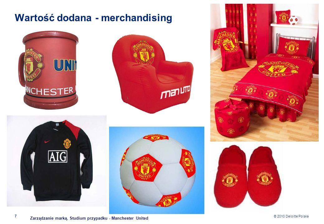 Wartość dodana - merchandising