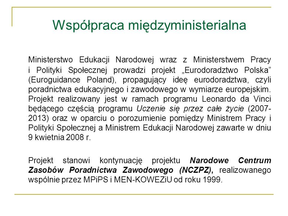 Współpraca międzyministerialna