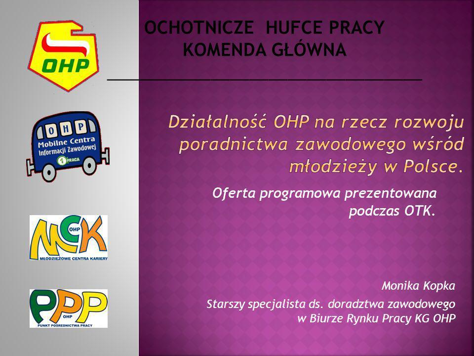 Oferta programowa prezentowana podczas OTK.