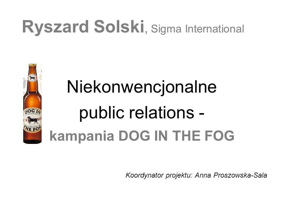 Ryszard Solski, Sigma International