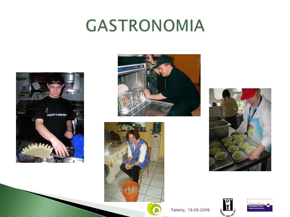 GASTRONOMIA Falenty, 19.09.2009.