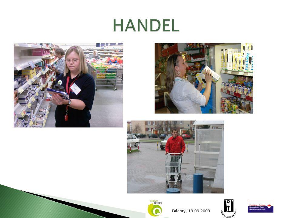 HANDEL Falenty, 19.09.2009. Falenty, 19.09.2009.