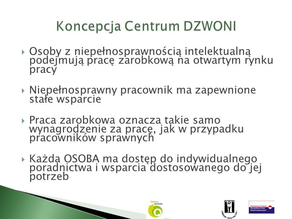 Koncepcja Centrum DZWONI