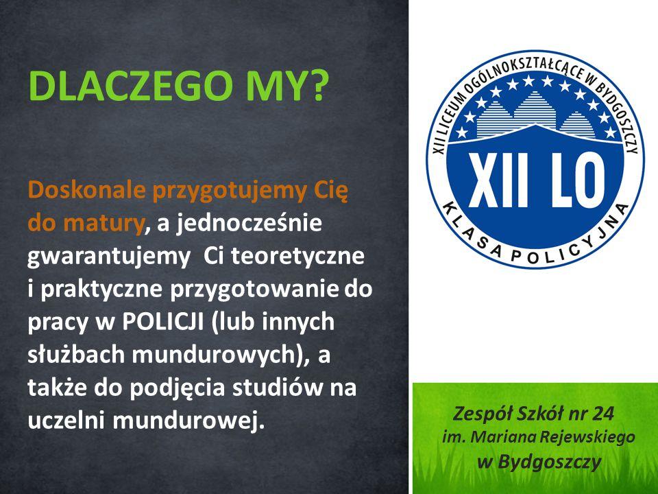 Zespół Szkół nr 24 im. Mariana Rejewskiego w Bydgoszczy