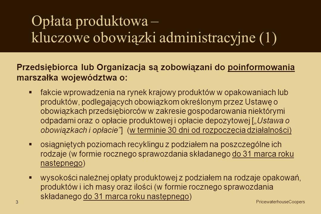 Opłata produktowa – kluczowe obowiązki administracyjne (1)