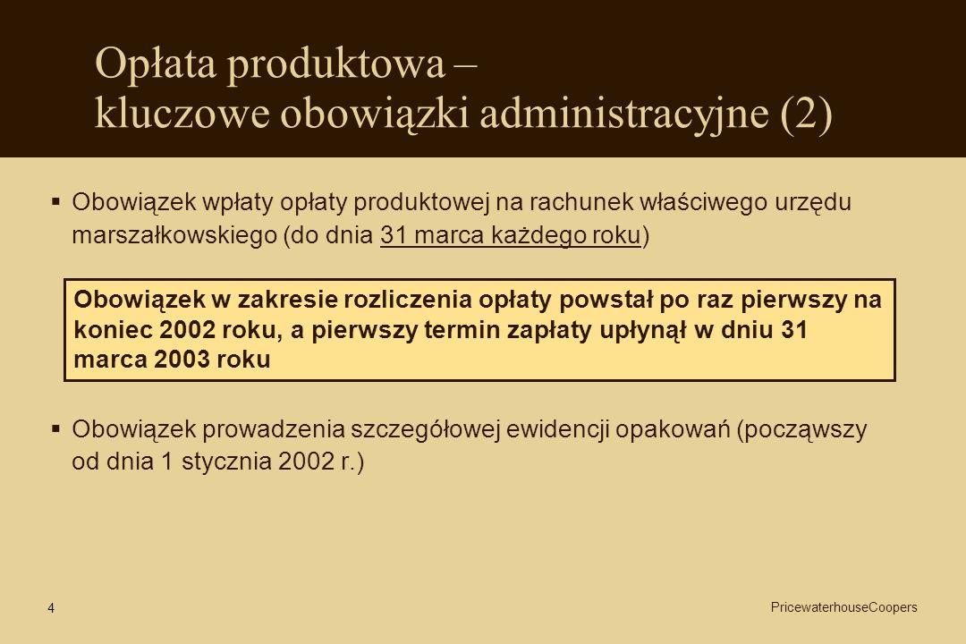 Opłata produktowa – kluczowe obowiązki administracyjne (2)