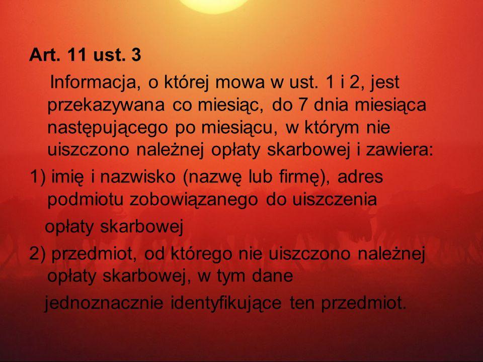 Art. 11 ust. 3