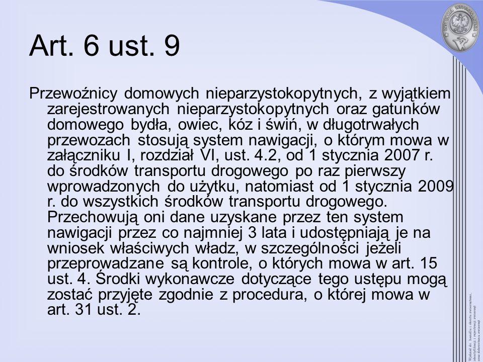Art. 6 ust. 9