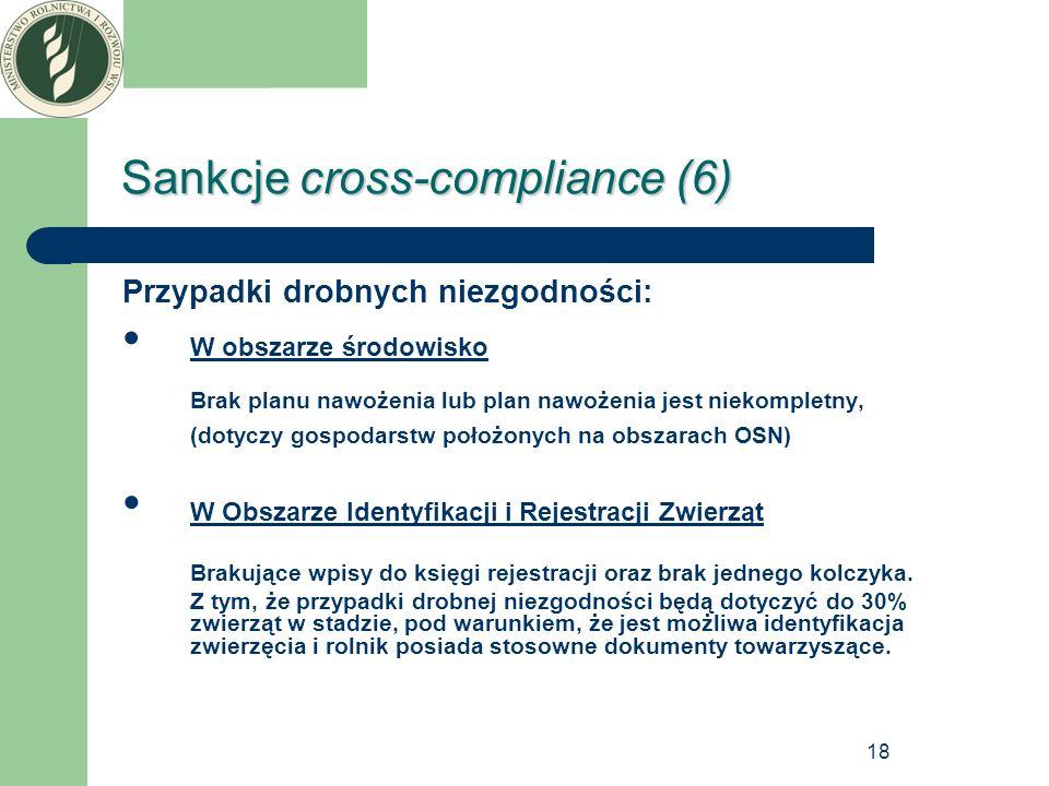 Sankcje cross-compliance (6)