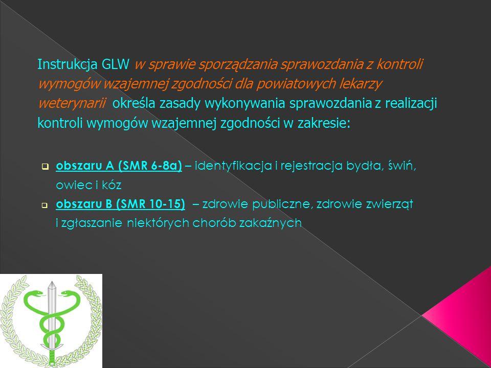 Instrukcja GLW w sprawie sporządzania sprawozdania z kontroli