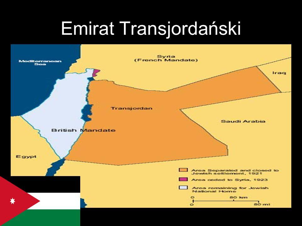 Emirat Transjordański