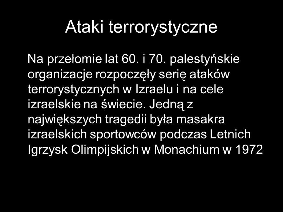 Ataki terrorystyczne