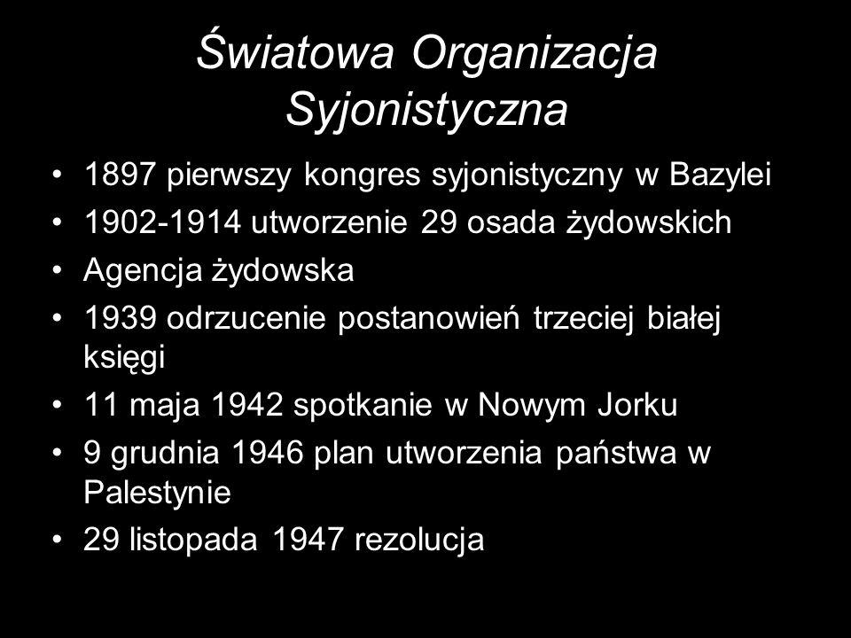 Światowa Organizacja Syjonistyczna