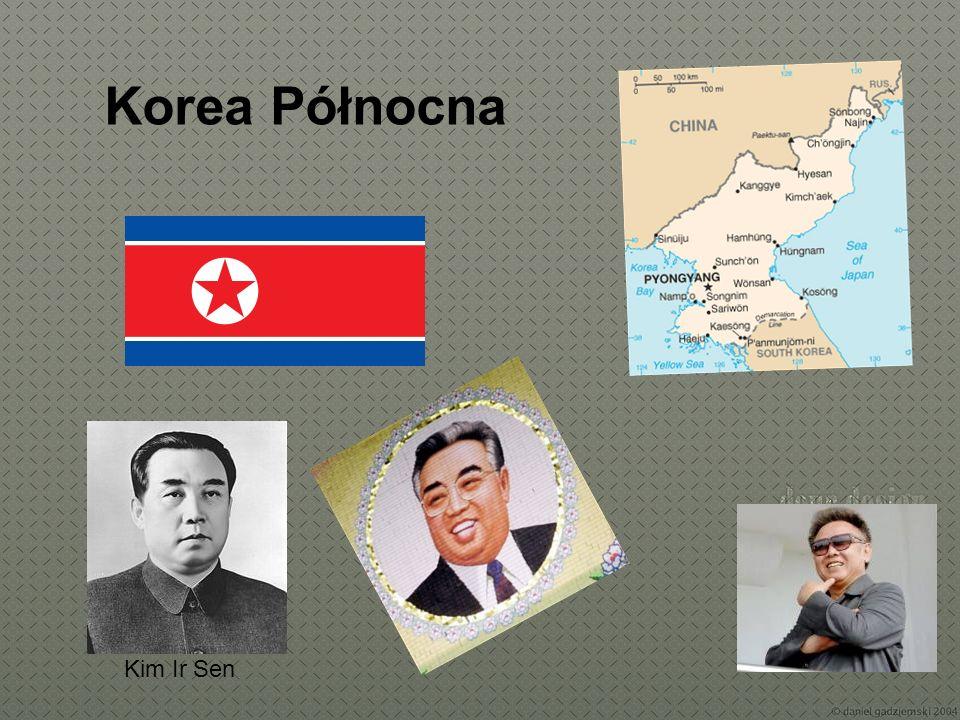 Korea Północna Kim Ir Sen