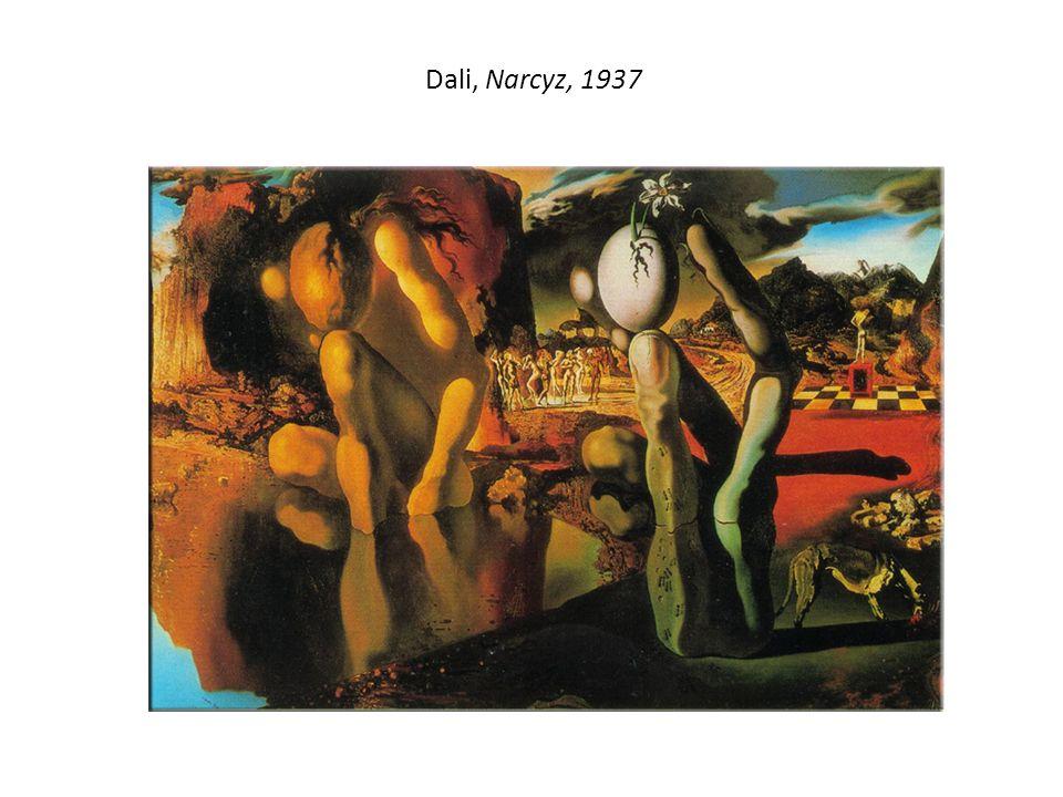 Dali, Narcyz, 1937