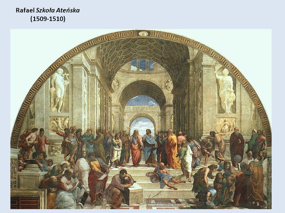 Rafael Szkoła Ateńska (1509-1510)
