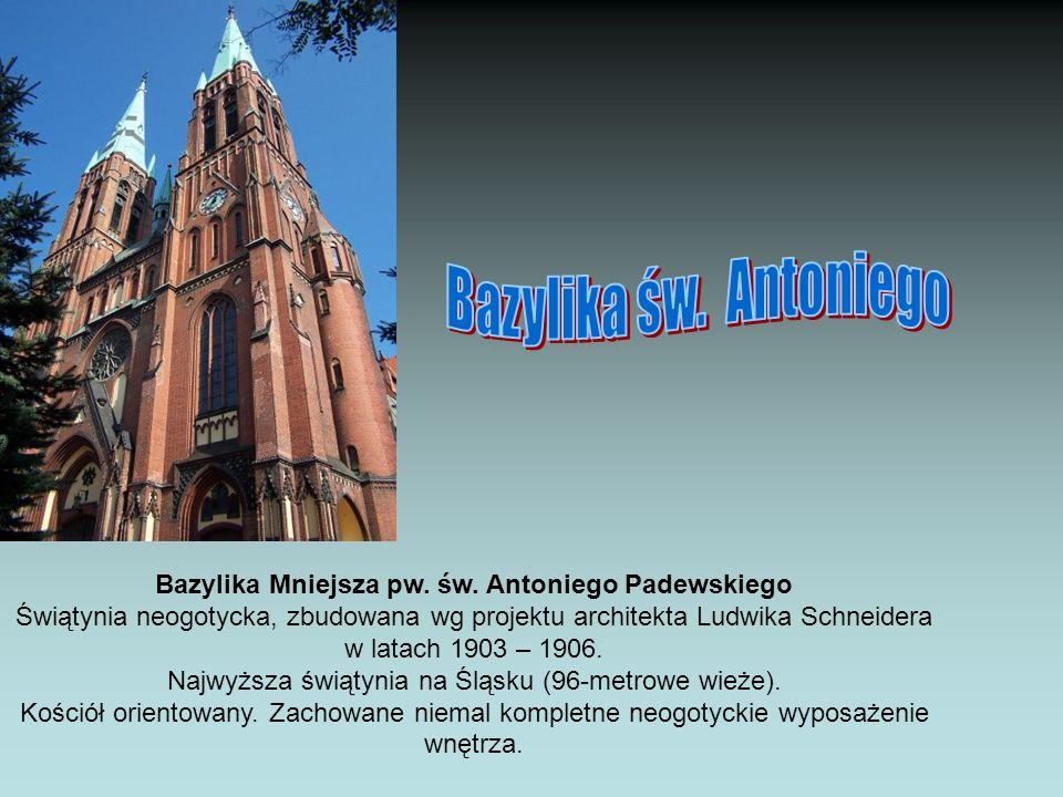 Bazylika św. Antoniego Bazylika Mniejsza pw. św. Antoniego Padewskiego