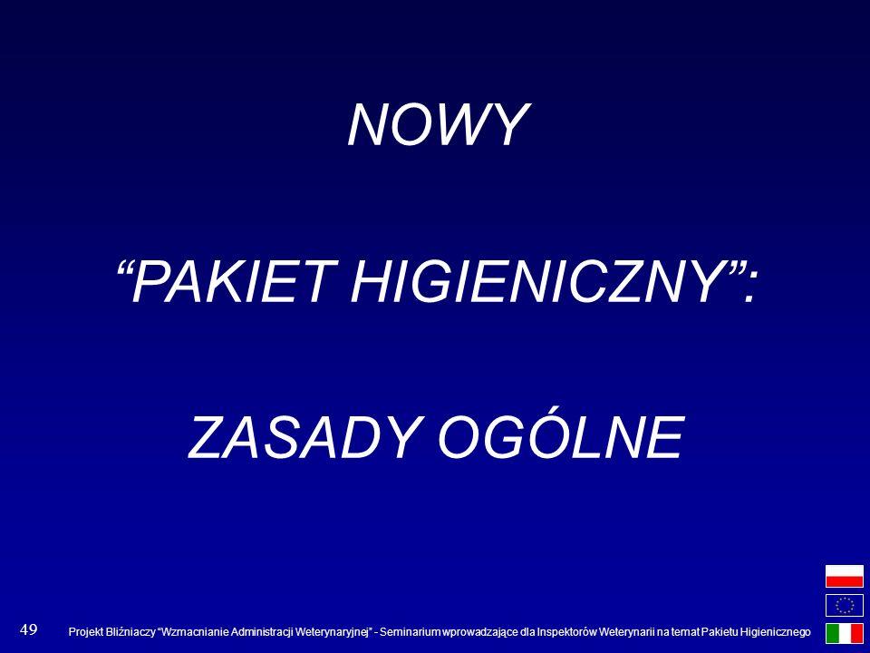 PAKIET HIGIENICZNY :