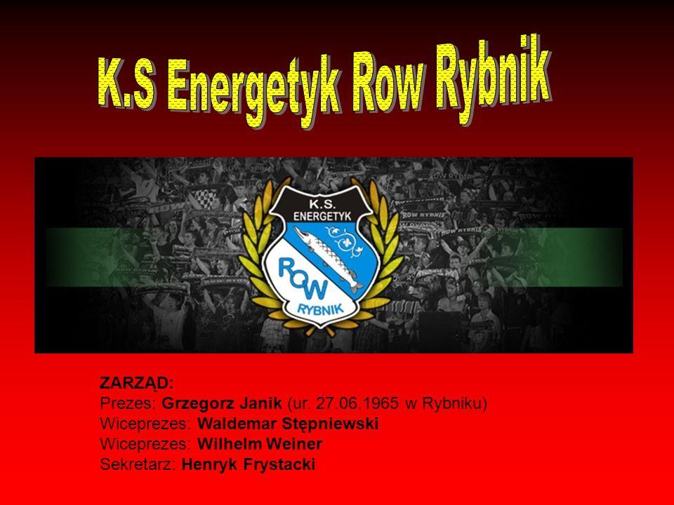 K.S Energetyk Row Rybnik