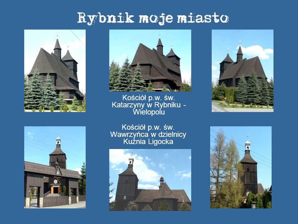 Kościół p.w. św. Katarzyny w Rybniku - Wielopolu