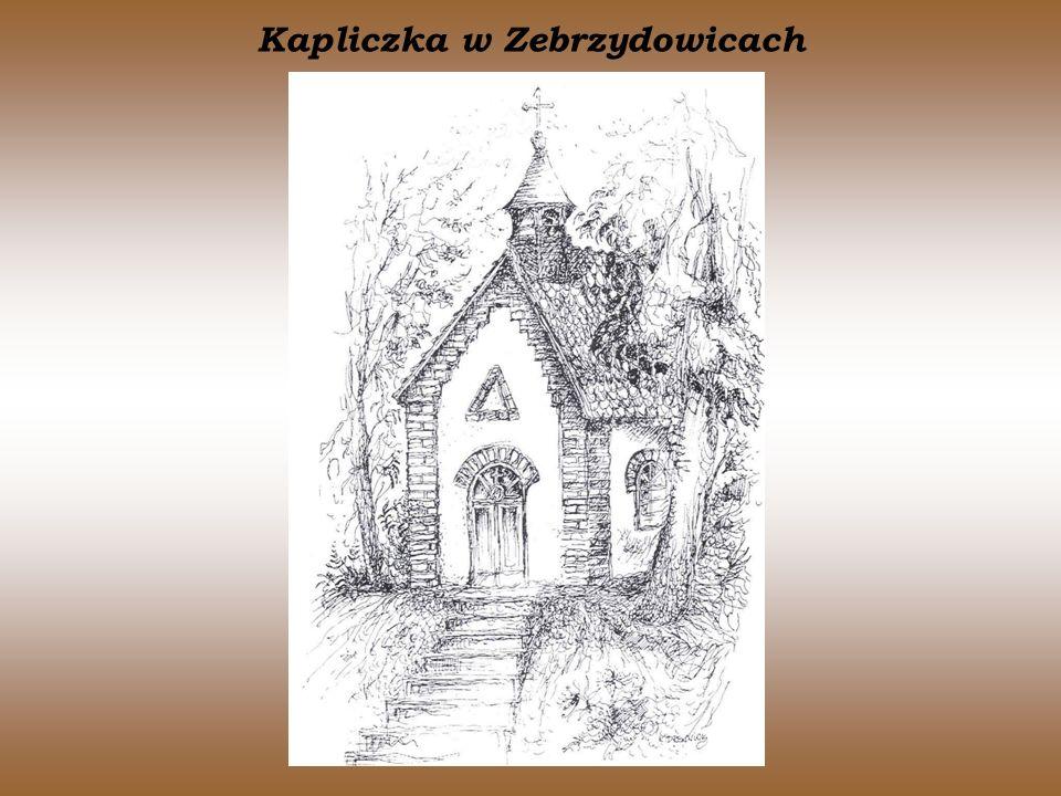 Kapliczka w Zebrzydowicach