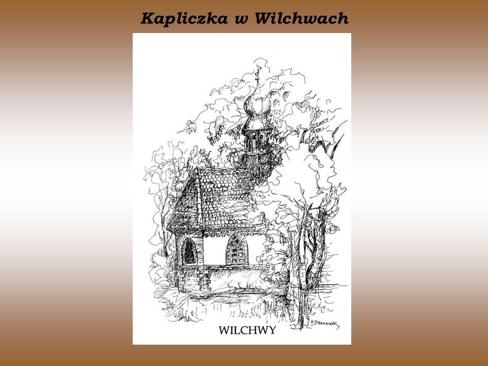Kapliczka w Wilchwach