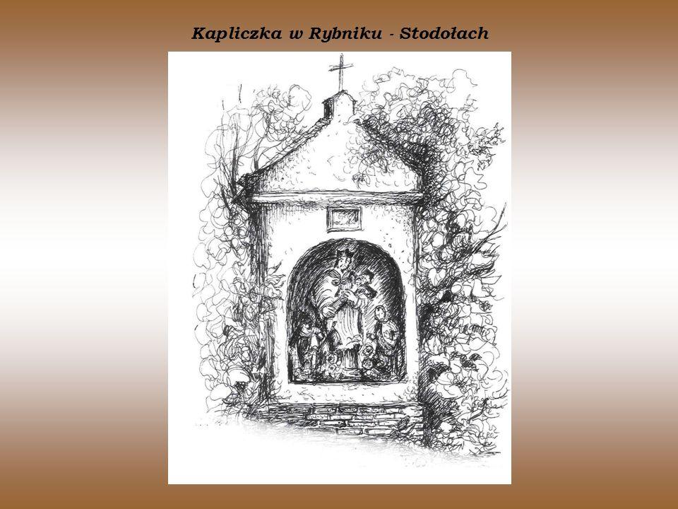 Kapliczka w Rybniku - Stodołach