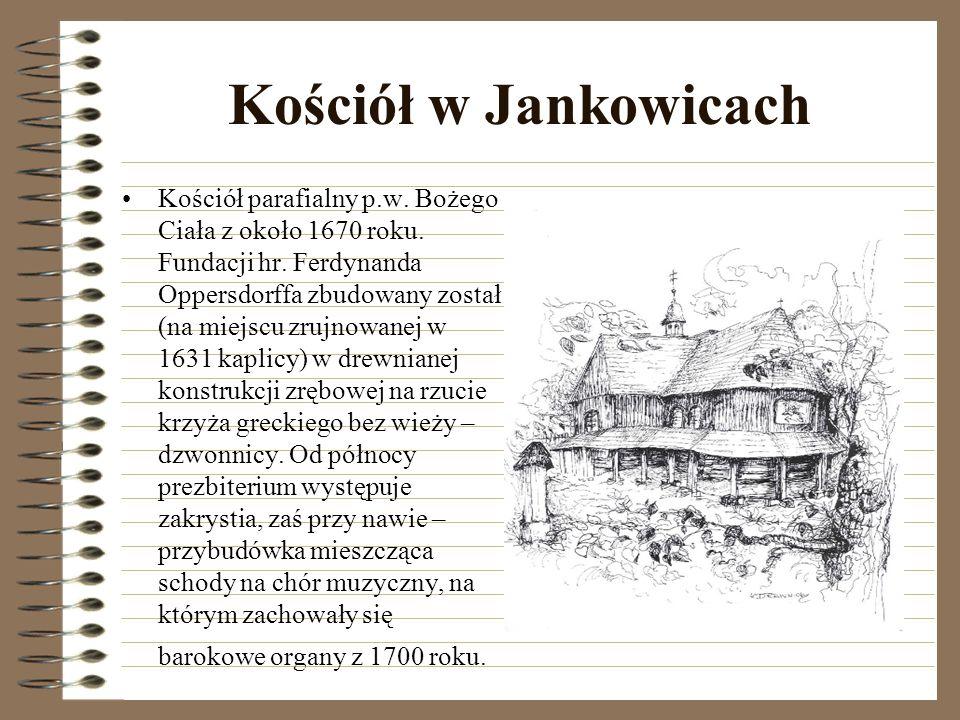 Kościół w Jankowicach
