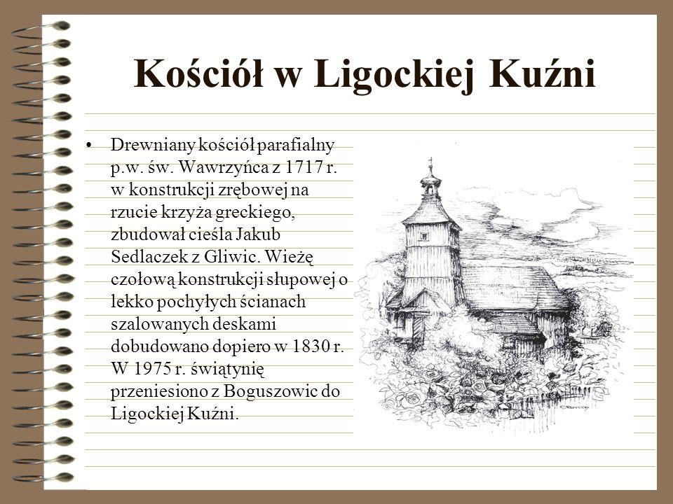 Kościół w Ligockiej Kuźni