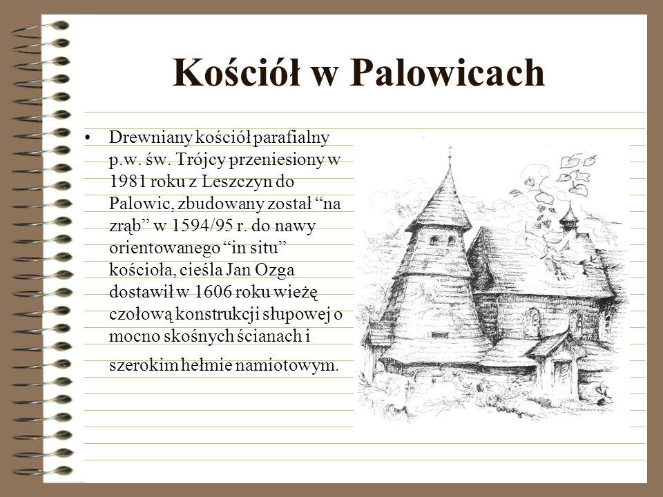Kościół w Palowicach