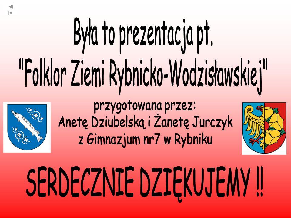 Folklor Ziemi Rybnicko-Wodzisławskiej