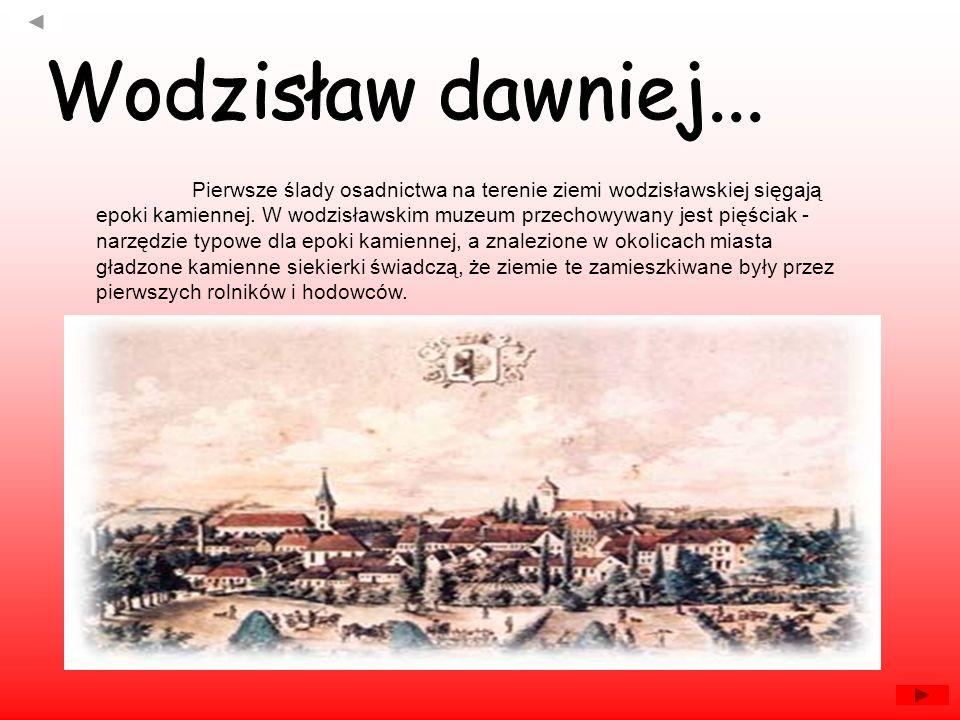 Wodzisław dawniej...