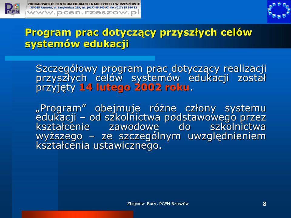 Program prac dotyczący przyszłych celów systemów edukacji