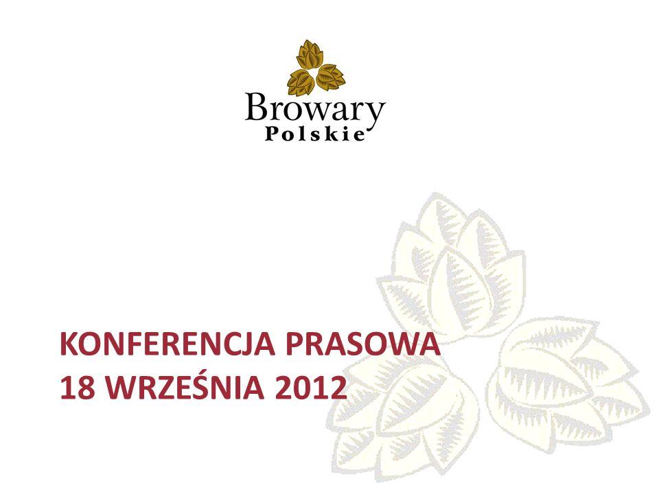 Konferencja prasowa 18 września 2012