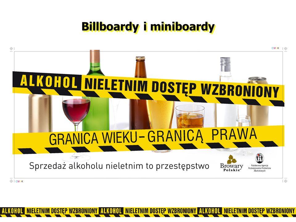 Billboardy i miniboardy