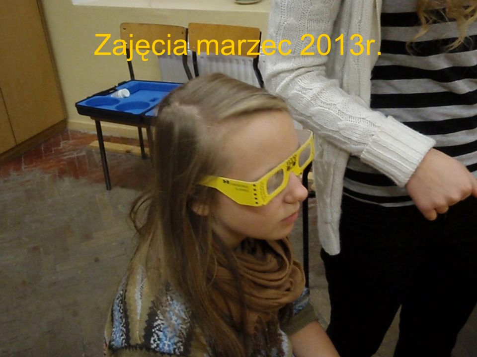 Zajęcia marzec 2013r.