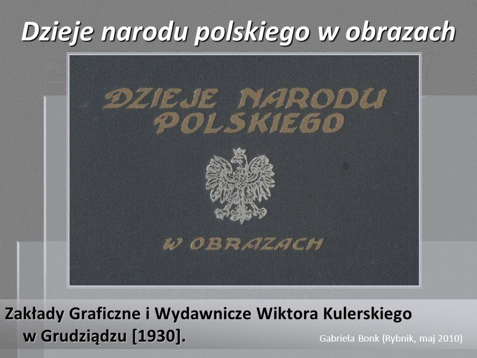 Dzieje narodu polskiego w obrazach