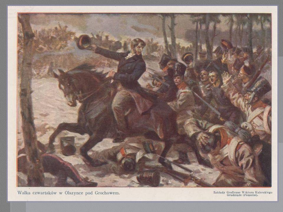 Walka Czwartaków w Olszynce.