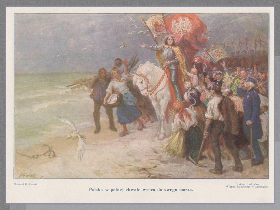 Polska w pełnej chwale powraca do swego morza.