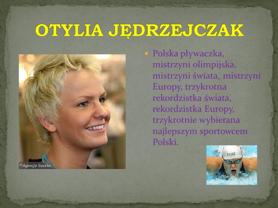 OTYLIA JĘDRZEJCZAK