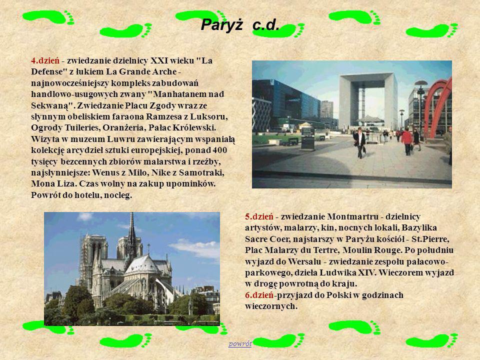 Paryż c.d.
