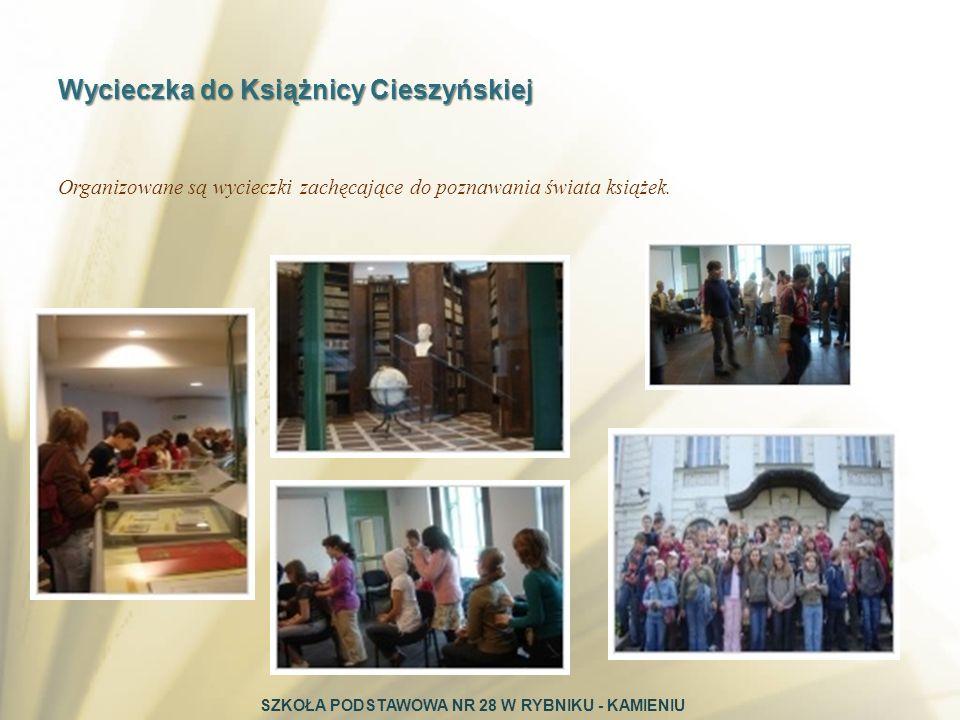 Wycieczka do Książnicy Cieszyńskiej