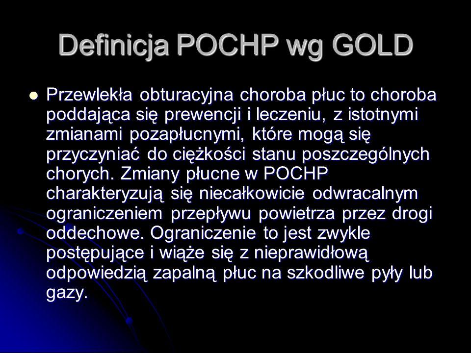 Definicja POCHP wg GOLD
