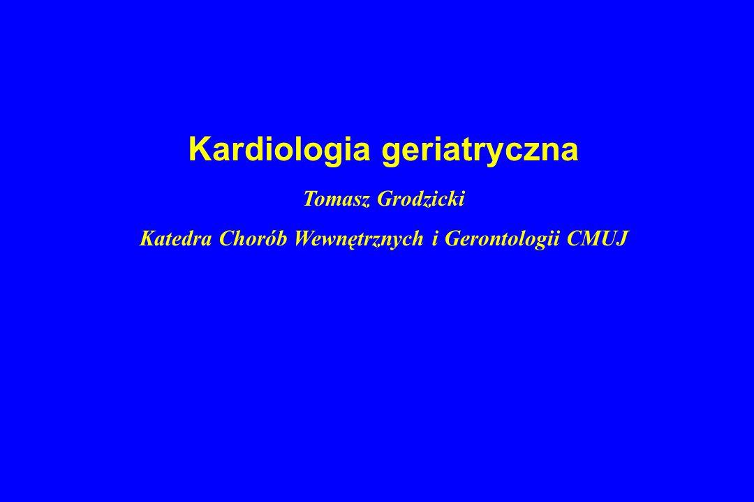 Kardiologia geriatryczna