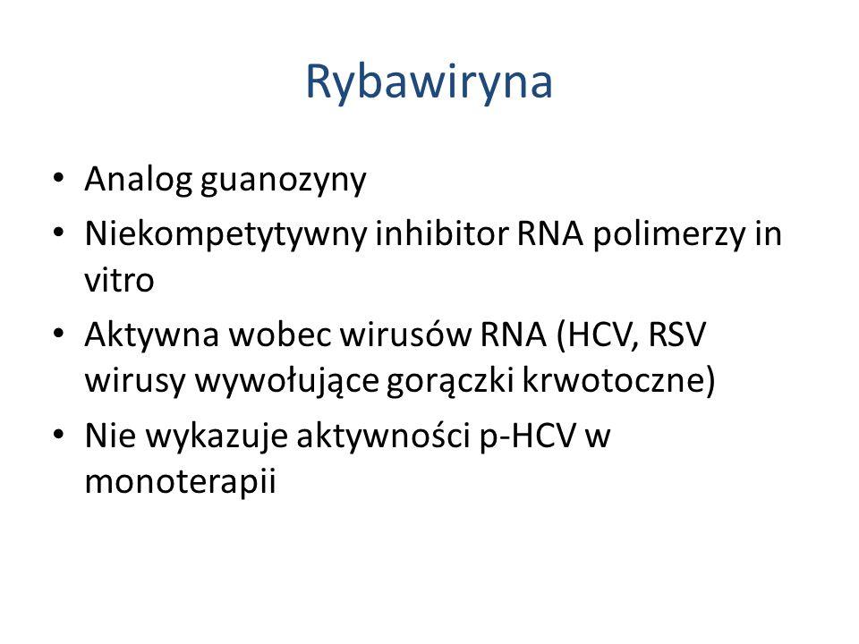 Rybawiryna Analog guanozyny